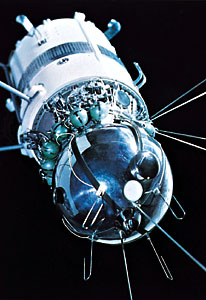 Valentina Tereshkova orbited earth for 3 days in this space vehicle.
